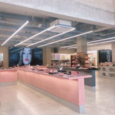 【ホンデ】3CEの品揃え豊富!ピンクプールカフェも可愛い/スタイルナンダ本店